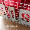 DIY Wire Baskets {get the look for less!}