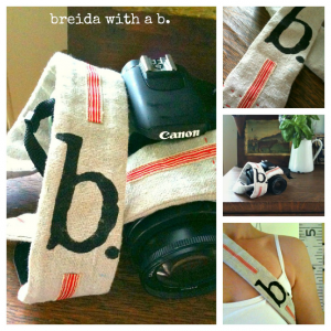custom camera strap cover - Sew a Fine Seam