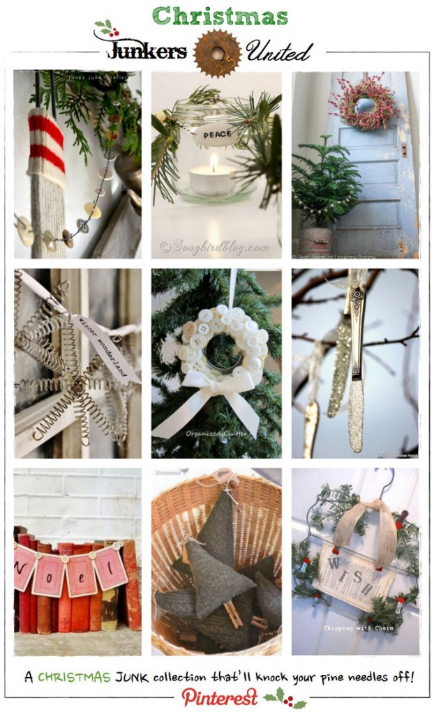 Christmas Junkers United Pinboard on Pinterest