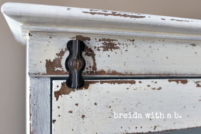 Miss Mustard Seed Milk Paint Makeover